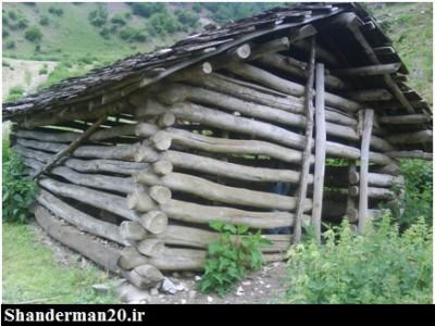خانه های سنتی تالش (2)