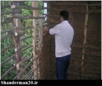 خانه های سنتی تالش (3)