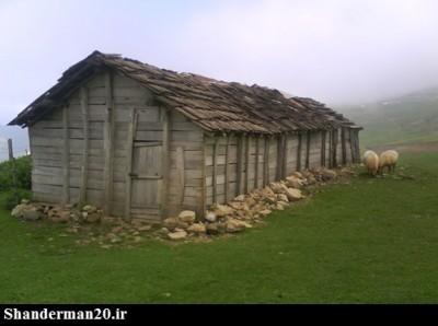 خانه های سنتی تالش (4)