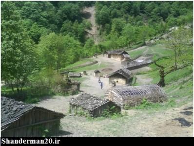 خانه های سنتی تالش (7)