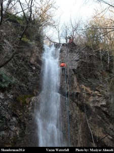 آبشار وزن شاندرمن (1)