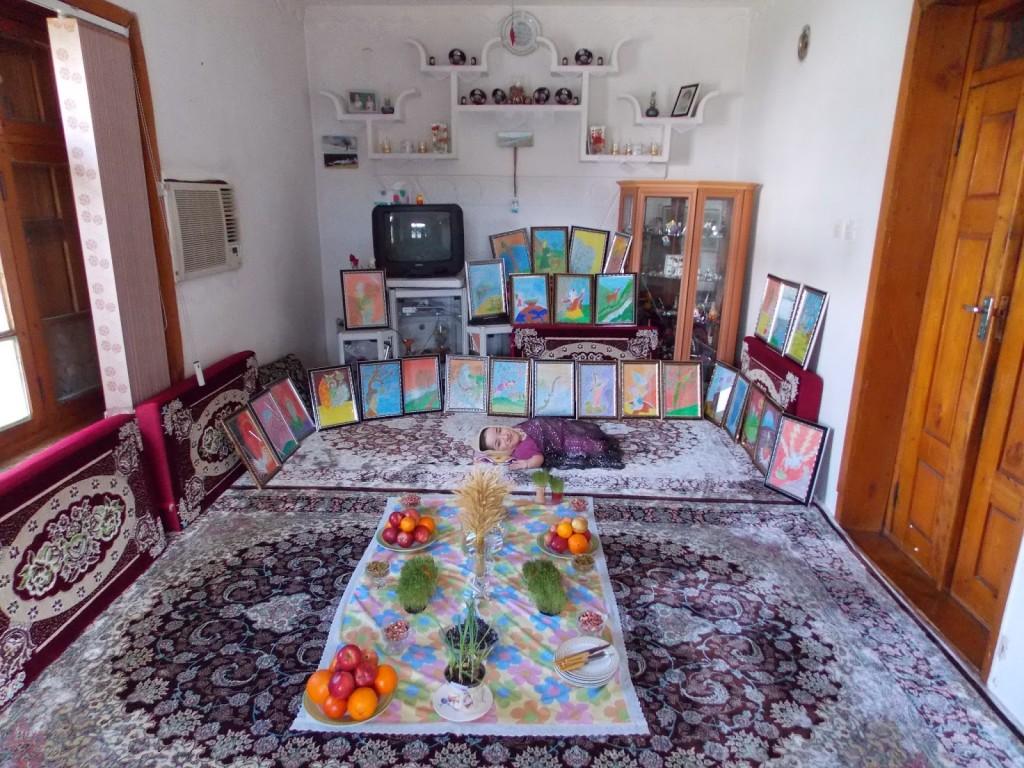 نمایشگاه نوروزی میترا
