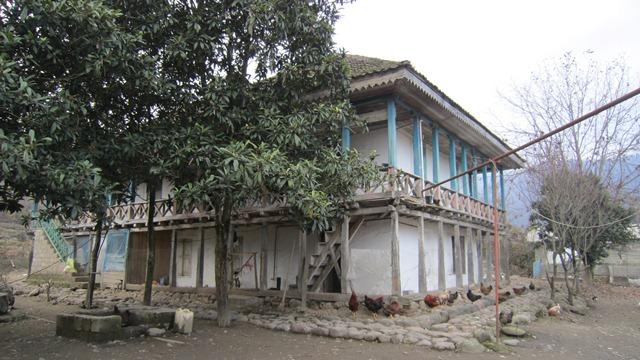 خانه اقبال السلطان تالش