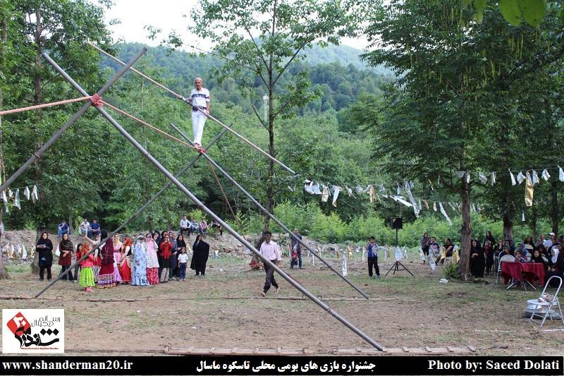 جشنواره بازی های بومی محلی روستی تاسکوه ماسال (۵)