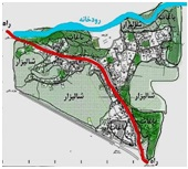 بافت کالبدی و محلات روستای خاله سرا ۵۷