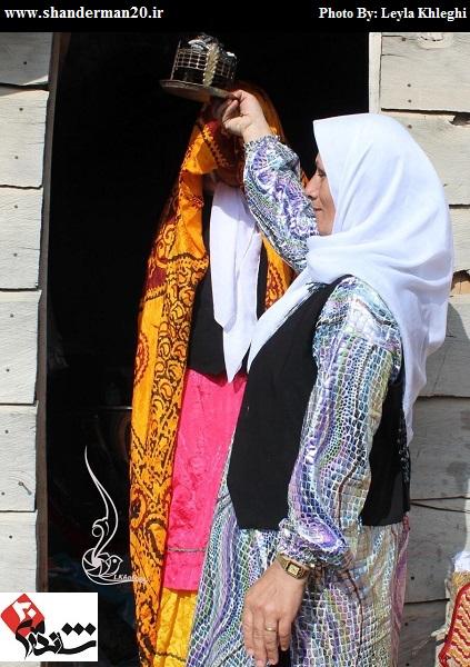 عروس بران در ییلاق زندانه و صالح پره سر (۰۱)