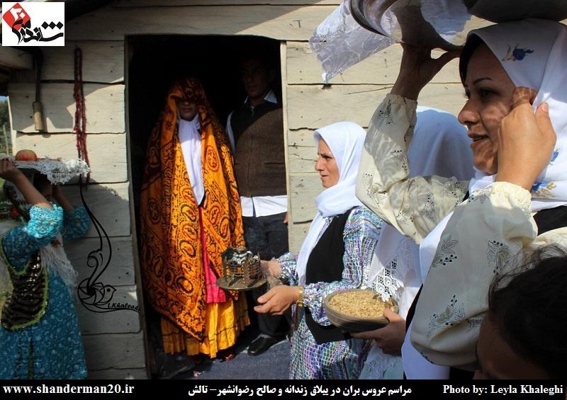 عروس بران در ییلاق زندانه و صالح پره سر (۰۲)