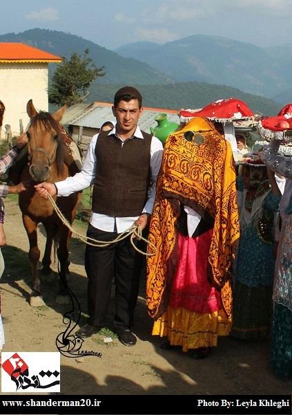 عروس بران در ییلاق زندانه و صالح پره سر (۰۴)