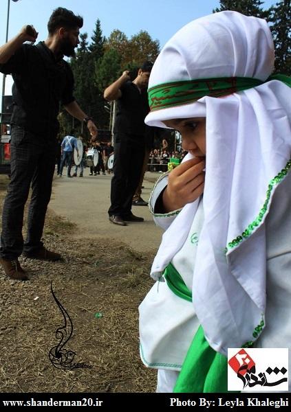 روز عاشورا در رضوانشهر - محرم ۱۳۹۴ - لیلا خالقی (۴)