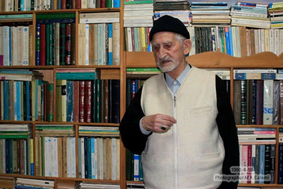 استاد سید نهضت حسینی نژاد، معلم و شاعر نامدار تالش