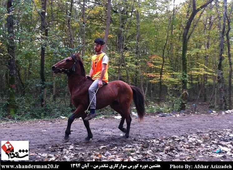 هفتمین دوره مسابقات کورس سوارکاری شاندرمن - شاندرمن۲۰ (۱۵)