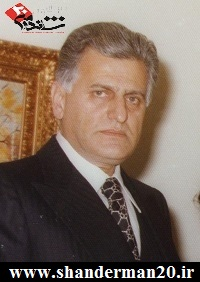 حاج اسماعیل ماسالی _ چهارمین شهردار افتخاری ماسال _ شاندرمن۲۰