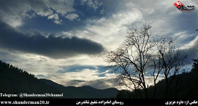 روستای امامزاده شفیع شاندرمن ۱ - داوود عزیزی - شاندرمن ۲۰