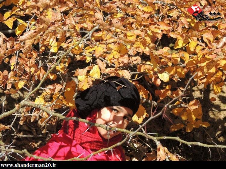 گشت زنی سوارکاران شاندرمنی در یک روز زمستانی - غزال عبدی - شاندرمن۲۰ (۹)