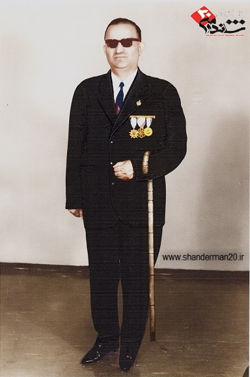 حاج انامقلی ماسالی - شاندرمن۲۰
