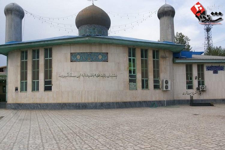 مسجد جامع ماسال از موقوفات حاج انامقلی ماسالی - شاندرمن۲۰