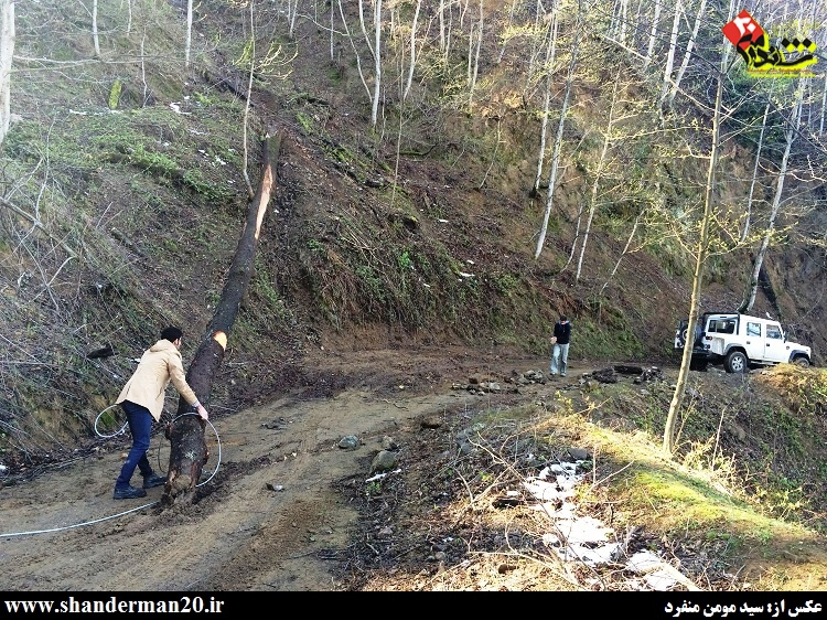 گزارش سفر به غار آویشو - شاندرمن۲۰ (۱۸)