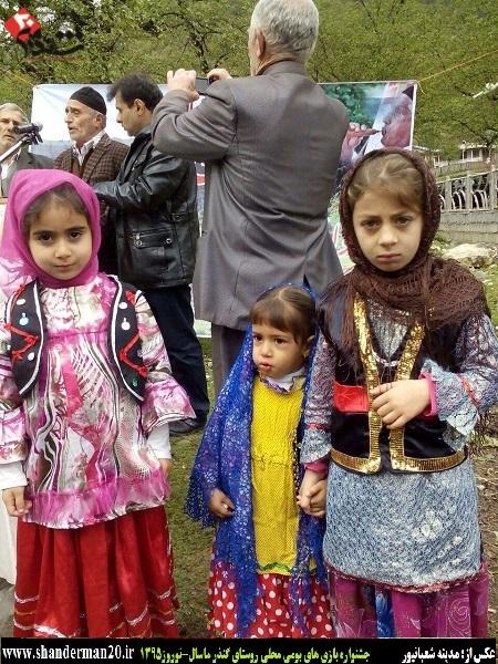جشنواره بازی های بومی محلی روستای گنذر ماسال - شاندرمن۲۰ (۴)