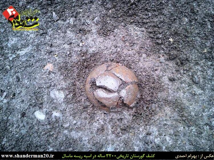 گورستان تاریخی ۳۲۰۰ ساله اسبه ریسه ماسال - بهرام احمدی - شاندرمن۲۰ (۵)