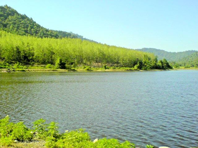 دریاچه «سراگاه» جلوهای از زیبایی های تالش