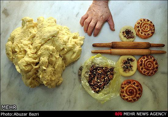 کلوچه فومن - سوغات تالش و گیلان