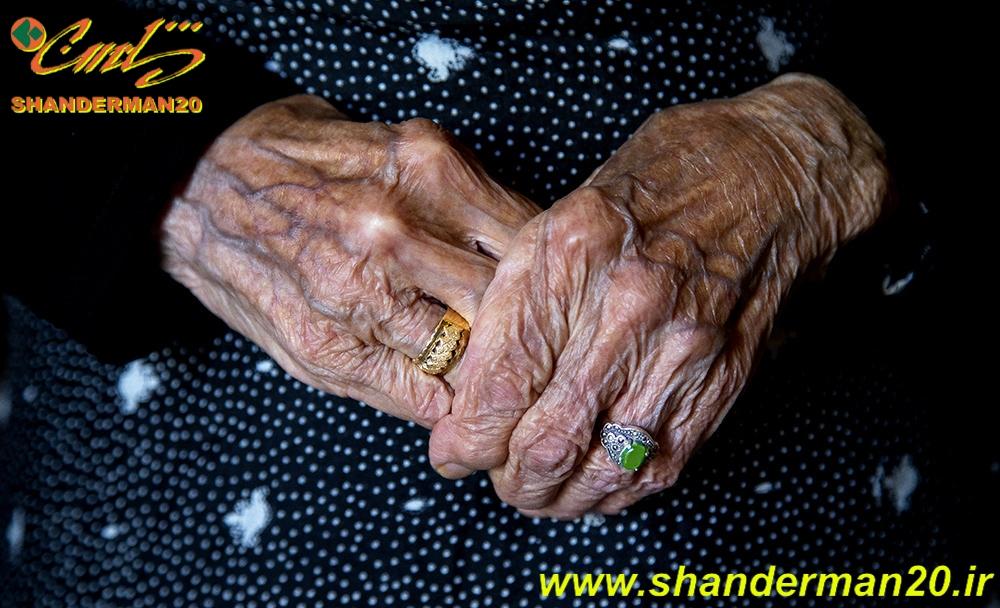 مادربزرگ؛ گنجینه ی فرهنگ مردم تالش