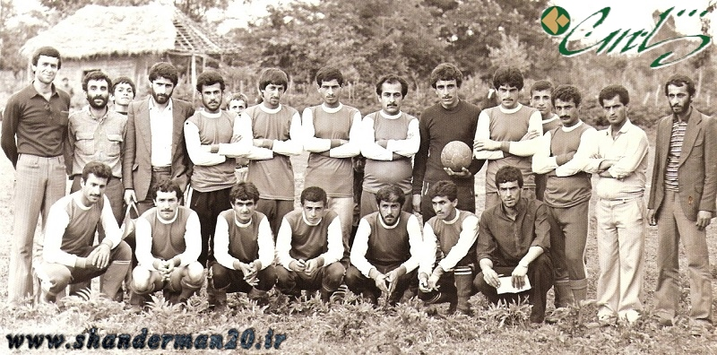 تاریخچه فوتبال در شاندرمن