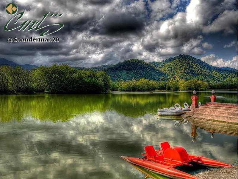 جاذبه های گردشگری تالش | دریاچه استیل آستارا