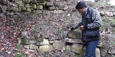 قدیمیترین معدن باستانی غرب گیلان در شاندرمن کشف شد