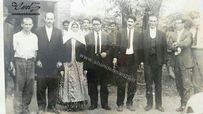 شیرین اروانه بانویی از تالش، اولین زن خانه انصاف و رئیس خانه انصاف استان گیلان