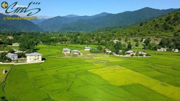 جاذبه های گردشگری تالش | بام سبز ماسال