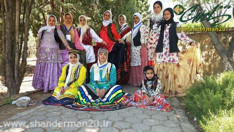 حضور شاندرمنی ها در نخستین جشنواره بازیهای بومی و محلی کشور به میزبانی شاهینشهر اصفهان