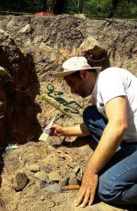 کاوش های باستان شناسی در دیوه لونه شاندرمن